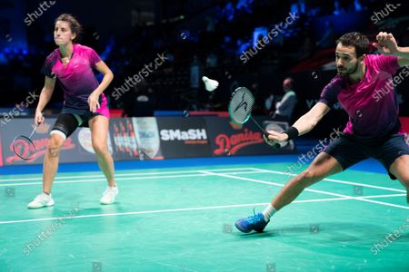 Editorial photo of Badminton Danisa Denmark Open, Odense - 17 Oct 2020