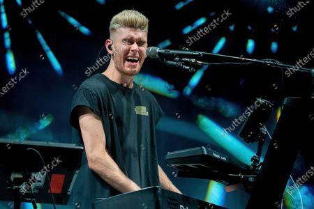 Editorial image of Skillet in concert, Cedar Park, Texas, USA - 10 Oct 2020