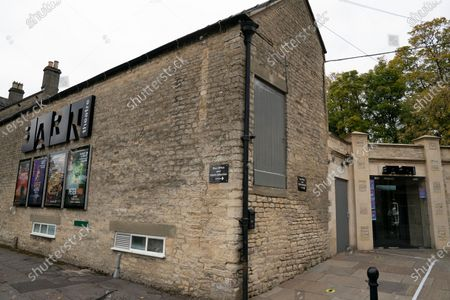 Stock Photo of The Barn Theatre Cirencester
