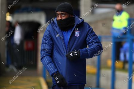 Editorial photo of Ipswich Town v Accrington Stanley, Sky Bet League One football match, Portman Road, UK - 17 Oct 2020