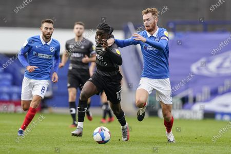 Editorial picture of Portsmouth v Doncaster Rovers, EFL Sky Bet League 1 - 17 Oct 2020
