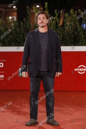 Alex Infascelli for the screening of 'Mi chiamo Francesco Totti' at the 15th annual Rome International Film Festival, in Rome, Italy, 17 October 2020. The film festival runs from 15 to 25 October.
