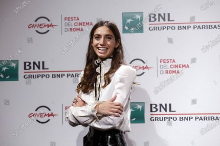 Editorial image of Rome Film Festival 2020, Italy - 17 Oct 2020