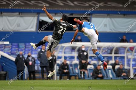 Sheffield Wednesday Massimo Luongo BIRMINGHAM CITY'S Maxime Colin during the EFL Sky Bet League 2 match between Walsall and Colchester United at the Banks's Stadium, Walsall