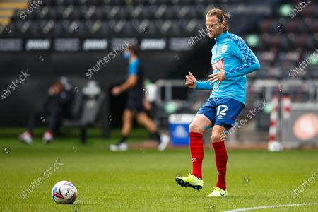 Editorial image of Swansea City v Huddersfield Town, EFL Sky Bet Championship - 17 Oct 2020