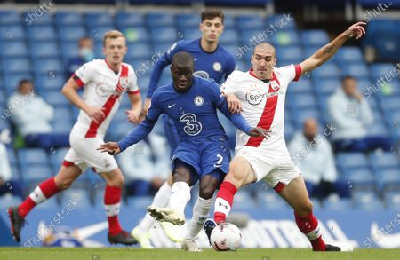 Editorial image of Chelsea vs Southampton, London, United Kingdom - 17 Oct 2020