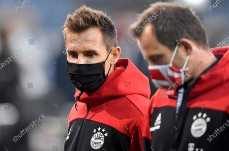 Editorial picture of Soccer Bundesliga, Bielefeld, Germany - 17 Oct 2020