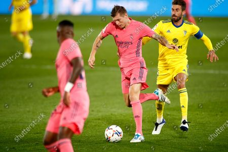 Editorial image of Soccer: La Liga - Real Madrid v Cadiz, Valdebebas, Spain - 17 Oct 2020