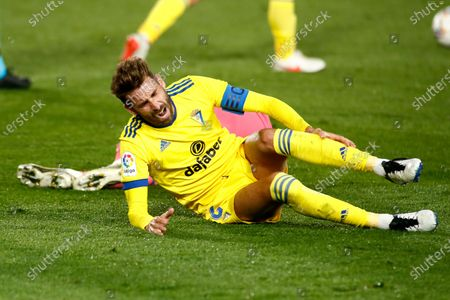 Editorial picture of Soccer: La Liga - Real Madrid v Cadiz, Valdebebas, Spain - 17 Oct 2020