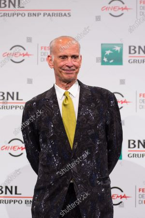 John Waters attends the photocall during the 15th Rome Film Festival on October 17, 2020 in Rome, Italy.