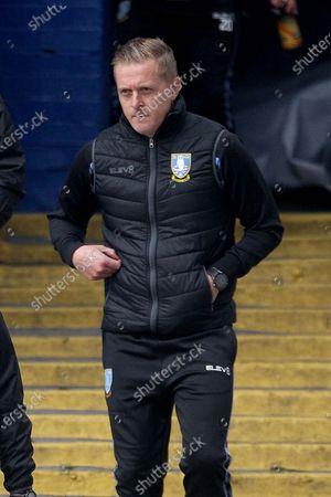 Sheffield Wednesday Manager Garry Monk during the EFL Sky Bet Championship match between Birmingham City and Sheffield Wednesday at the Trillion Trophy Stadium, Birmingham