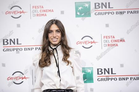 Editorial photo of 'Mi chiamo Francesco Totti' photocall, 15th Rome Film Festival, Italy - 17 Oct 2020
