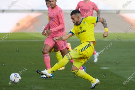 Alvaro Negredo of Cadiz CF
