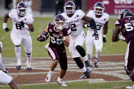 Editorial picture of Texas A M Mississippi St Football, Starkville, United States - 17 Oct 2020