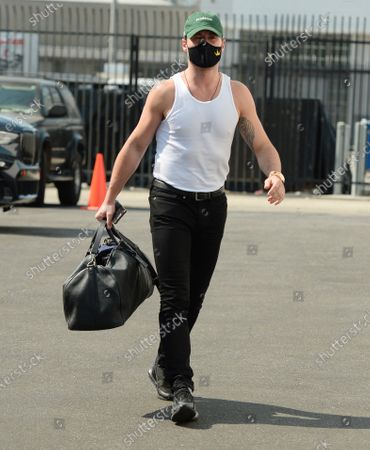Editorial photo of 'Dancing with the Stars' TV show rehearsal, Los Angeles, California, USA - 17 Oct 2020