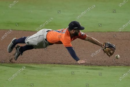 Editorial picture of ALCS Astros Rays Baseball, San Diego, United States - 17 Oct 2020