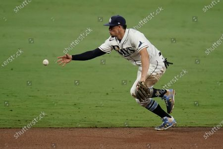 Editorial photo of ALCS Astros Rays Baseball, San Diego, United States - 17 Oct 2020
