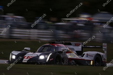 ROAD ATLANTA, UNITED STATES OF AMERICA - OCTOBER 17: #85 JDC-Miller Motorsports Cadillac DPi, DPi: Matheus Leist, Chris Miller, Gabriel Aubry during the Road Atlanta II at Road Atlanta on October 17, 2020 in Road Atlanta, United States of America. (Photo by Jake Galstad / LAT Images)