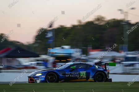 Editorial photo of 2020 Road Atlanta II, Road Atlanta, United States of America - 17 Oct 2020