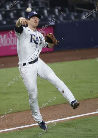 Editorial image of Houston Astros at Tampa Bay Rays - American League Championship Series, San Diego, USA - 17 Oct 2020