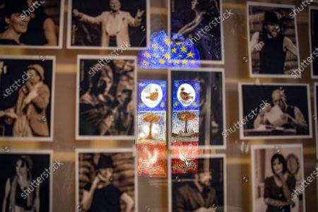 Editorial image of Holocaust Play Photo Gallery, Bucharest, Romania - 15 Oct 2020