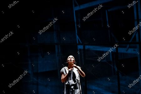 Editorial picture of Holocaust Play Photo Gallery, Bucharest, Romania - 16 Oct 2020
