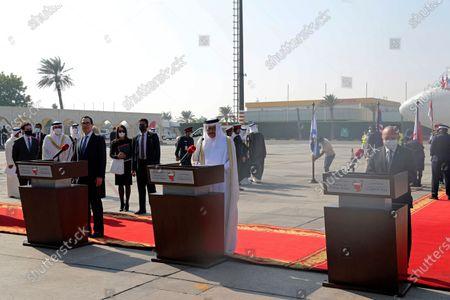 Editorial image of Israel , Muharraq, Bahrain - 18 Oct 2020