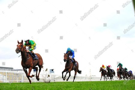Editorial picture of Horse Racing - 18 Oct 2020
