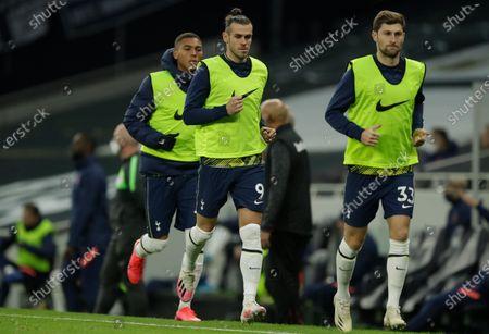 Editorial photo of Tottenham Hotspur vs West Ham United, London, United Kingdom - 18 Oct 2020