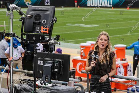 Editorial image of Lions Jaguars Football, Jacksonville, United States - 18 Oct 2020