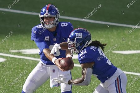 Editorial image of Washington Giants Football, East Rutherford, United States - 18 Oct 2020