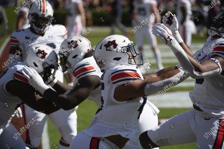 Editorial photo of Auburn South Carolina Football, Columbia, United States - 17 Oct 2020