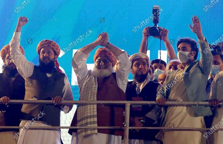 Editorial image of Politics, Karachi, Pakistan - 18 Oct 2020