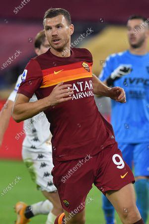 Editorial image of Roma v Benevento , Serie A, Football, Rome, Italy - 18 Oct 2020