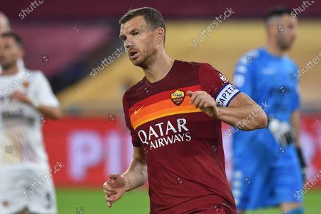 Editorial photo of Roma v Benevento , Serie A, Football, Rome, Italy - 18 Oct 2020