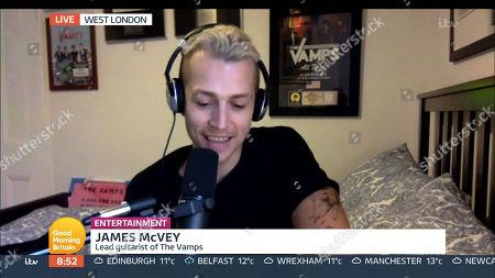 Editorial image of 'Good Morning Britain' TV Show, London, UK - 19 Oct 2020