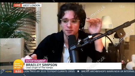Editorial photo of 'Good Morning Britain' TV Show, London, UK - 19 Oct 2020