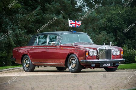 A Rolls-Royce car that belonged to Princess Margaret for over 20 years has emerged for sale at auction for £55,000.  The Silver Wraith II was delivered from new to the Queen's sister in 1980 and was used by her for private and public engagements.  The rear seats were deliberately raised so she and her guests could be clearly seen by the public.  Some of her VIP guests she had in the back included US President Ronald Reagan.