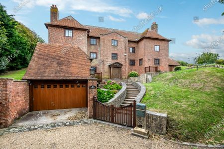 Editorial image of House for sale, Lulworth Cove, Dorset, UK - 10 Oct 2020