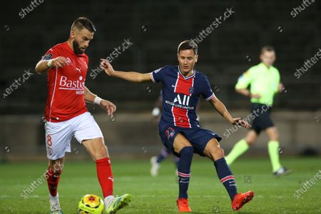 Editorial picture of Nimes v Paris Saint Germain, Nimes, France - 16 Oct 2020