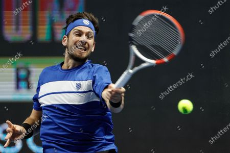 Editorial photo of ATP St.Petersburg Open, Russia - 16 Oct 2020