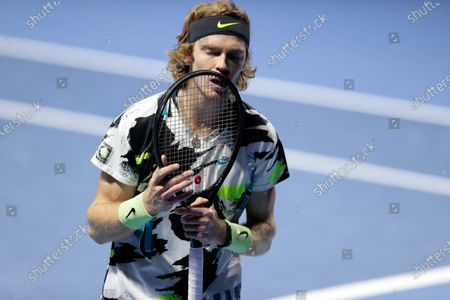 Editorial picture of ATP St.Petersburg Open, Russia - 18 Oct 2020