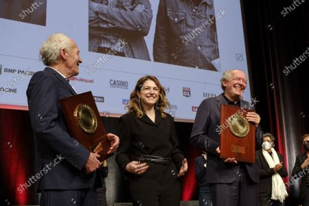 Editorial image of 12th Film Festival Lumiere, Lyon, France - 16 Oct 2020