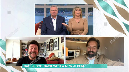 Eamonn Holmes, Ruth Langsford, Michael Ball and Alfie Boe