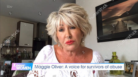 Stock Image of Maggie Oliver