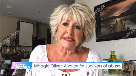 Stock Photo of Maggie Oliver