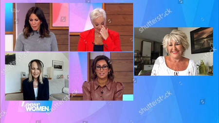 Andrea McLean, Denise Welch, Carol McGiffin, Saira Khan and Maggie Oliver