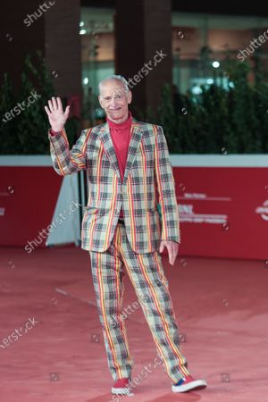 Stock Picture of The director John Waters