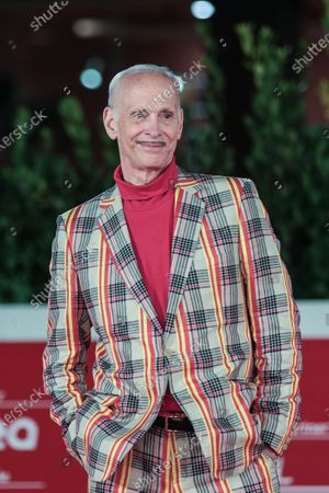 Editorial image of 'John Waters' screening, 15th Rome Film Festival, Italy - 17 Oct 2020