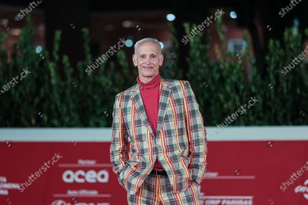Stock Photo of The director John Waters